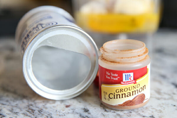 Cinnamon and Baking Powder