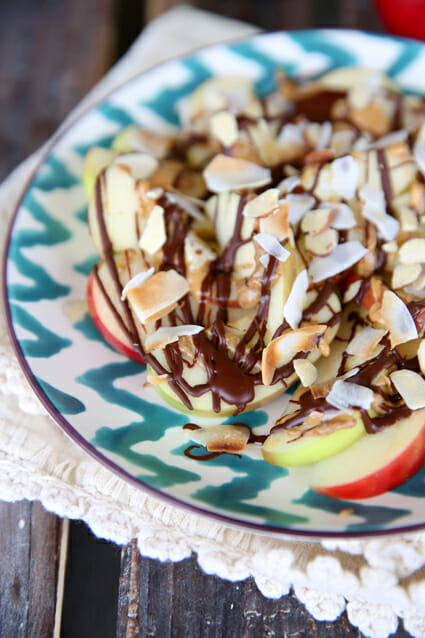 Easy Healthy Dessert Apples from Our Best Bites