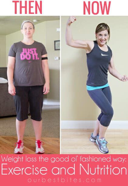 Food Blogger loses 50 pounds