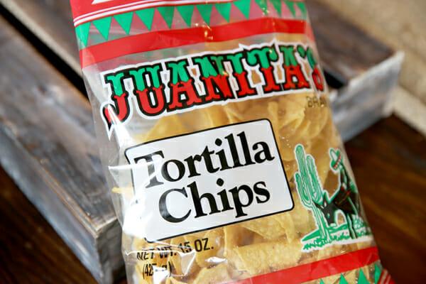 Janitas Tortilla Chips