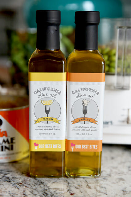 Our Best Bites Artisan Olive Oil