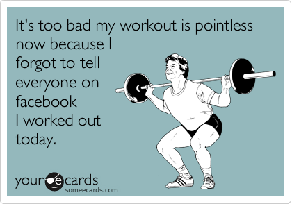 workout funny
