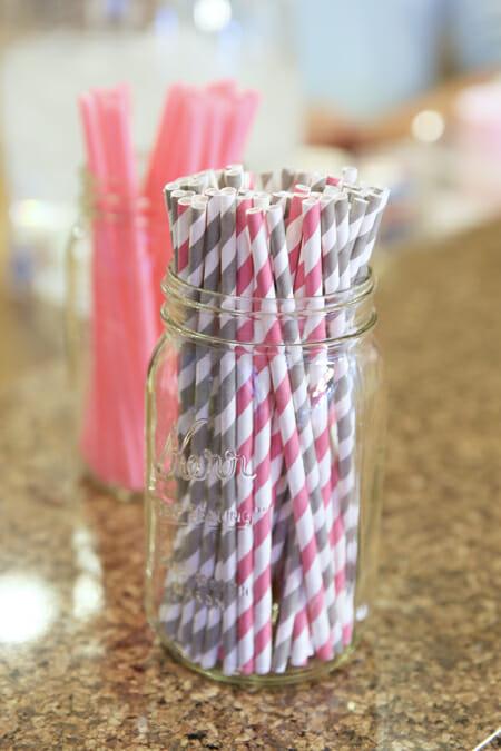 Cute Paper Straws