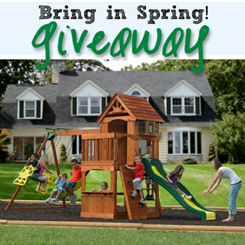 Bring in Spring Giveaway!