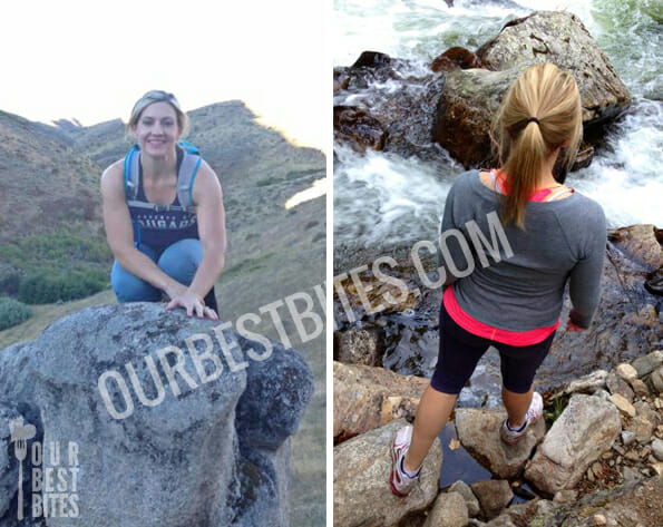 Sara Hiking 2