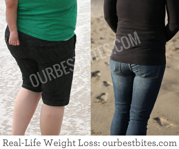 Weight Loss from Our Best Bites-2