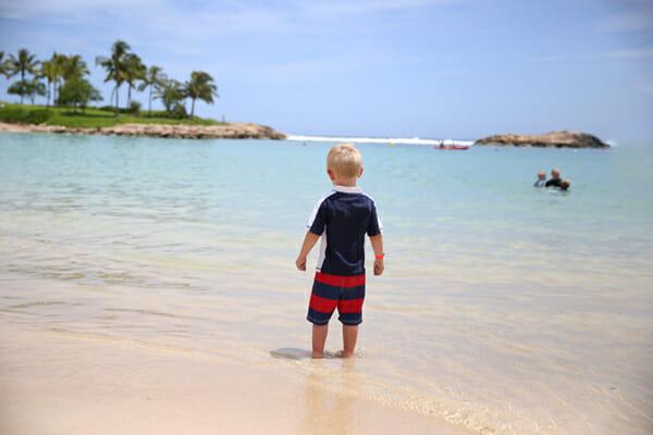 Aulani Beach