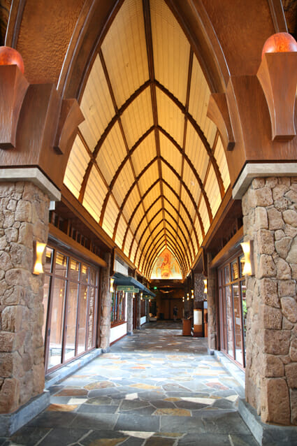 Aulani Entrance