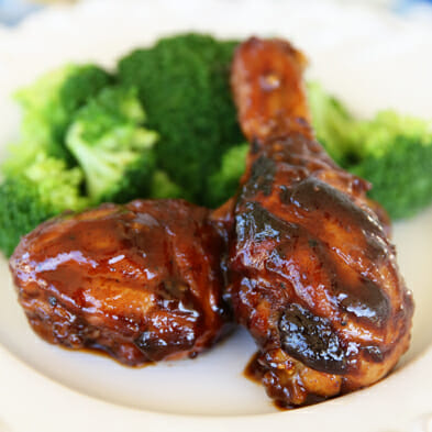 Honey Balsamic Drumsticks