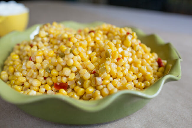 chile cheese corn dip corn