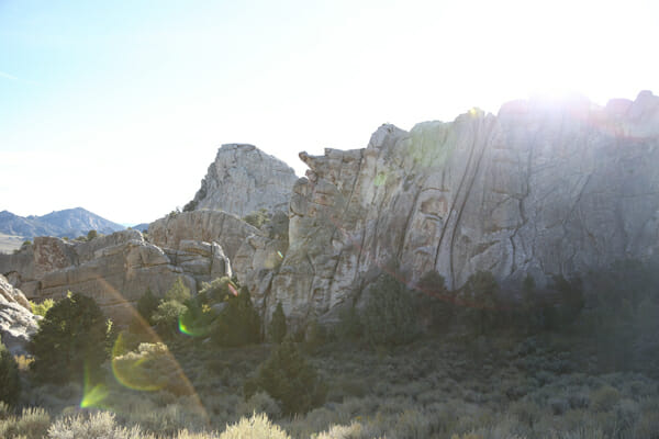 City of Rocks 10