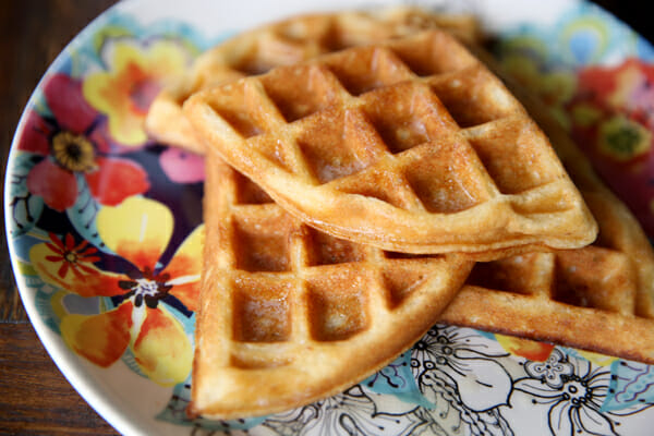 Gluten-Free Brown-Butter Yeast Waffles Recipes — Dishmaps