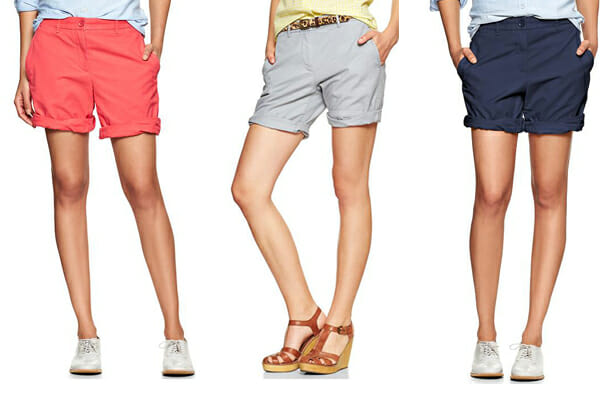 Gap Roll-up Shorts from Our Best Bites