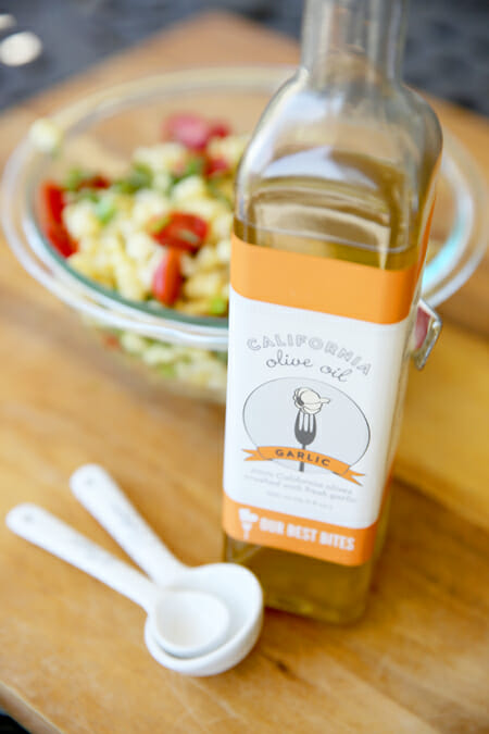 Our Best Bites Garlic Olive Oil