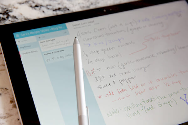 Surface One Note Stylus