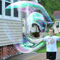 Ginormous Bubbles
