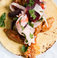 Sweet & Smoky Chipotle Pork Tacos