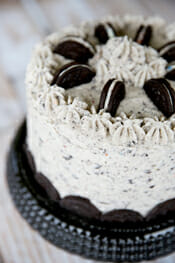 Cookies and Cream Cake Intro