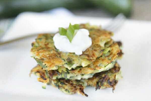 Our Best Bites Zucchini Fritters
