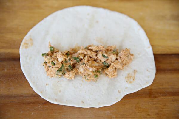 our best bites chicken taquitos pre-roll