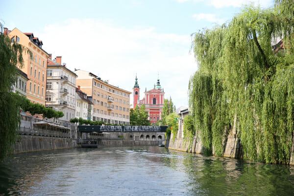 Lubjiana River