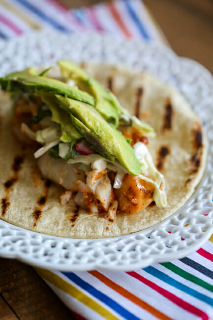 Spicy fish tacos our best bites for Spicy fish tacos