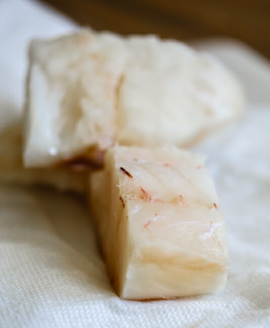 cod for fish tacos