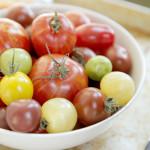 Roasted Garden Tomato Sauce