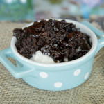 Slowcooker Chocolate Pudding Cake
