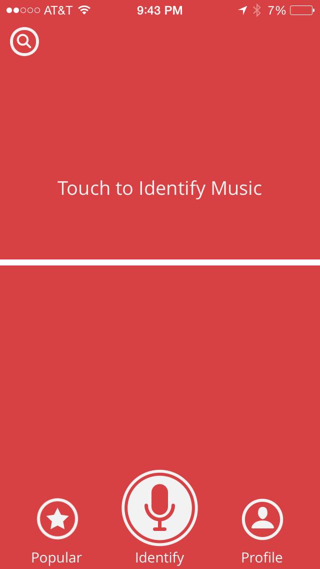 Music Identify