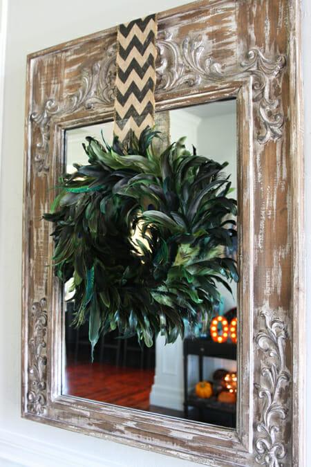 Our Best Bites_Mirror Wreath