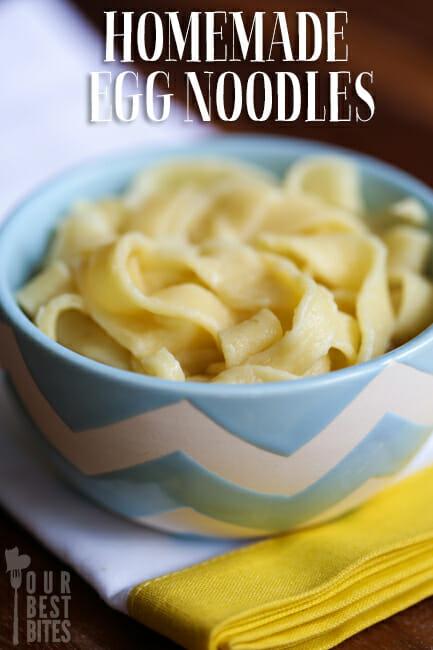 final noodles