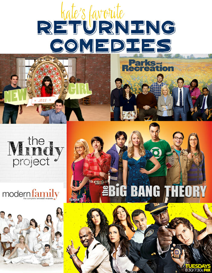 returning comedies