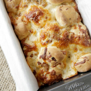 Cheesy Italian Sausage Bread