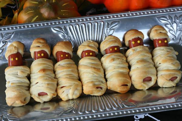 Easy Halloween Food!