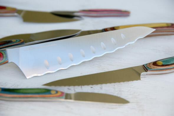New West Knifeworks Blade