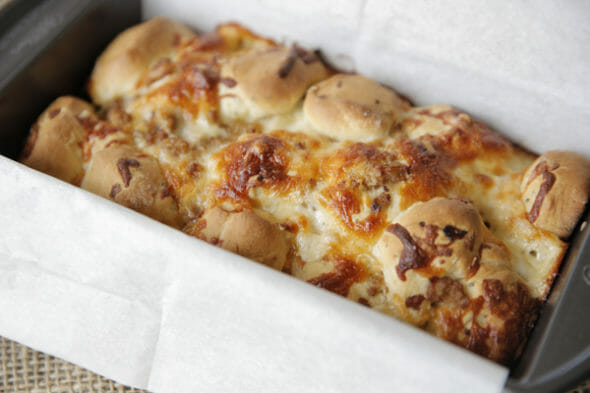 Pizza Bread_Baked Bread Hrz