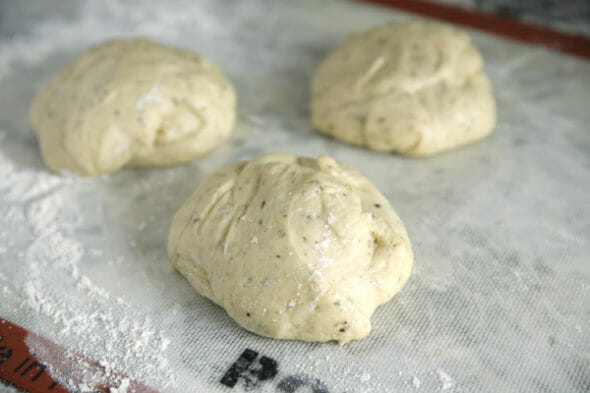Pizza Bread_Dough Balls