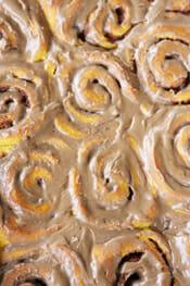 Pumpkin Cinnamon Rolls_Glazed Cinnamon Rolls intro