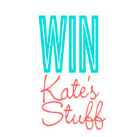 Make Kate's Stuff Your Stuff!