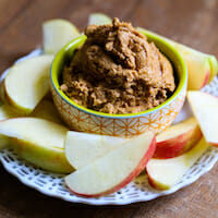 Biscoff Cheesecake Apple Dip