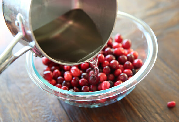Our Best Bites Cranberries in Simple Syrup