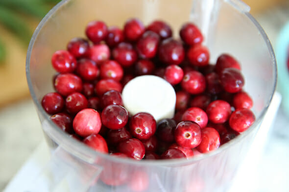 Our Best Bites Fresh Cranberries