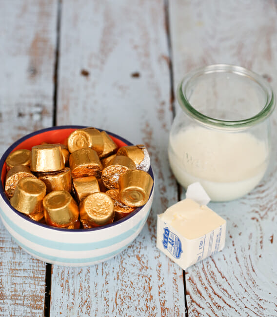 rolos milk and butter