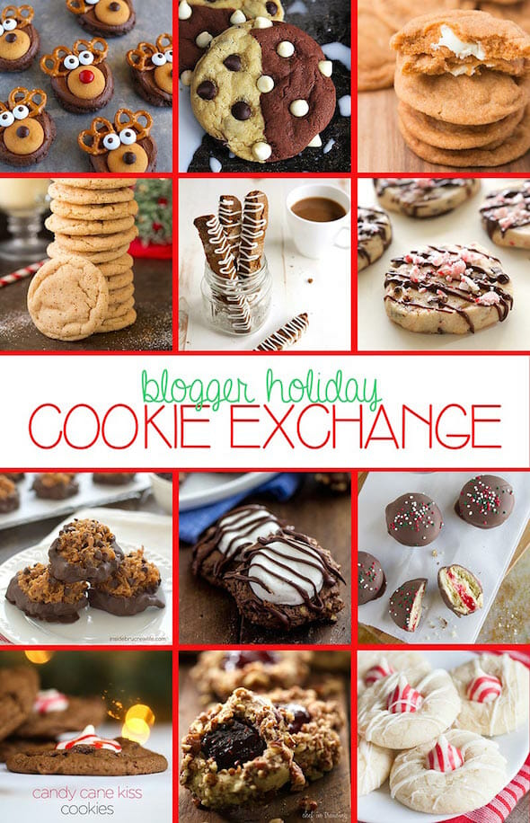 When it's time for a cookie exchange, choose from our very favorite cookie recipes to share with family and friends.