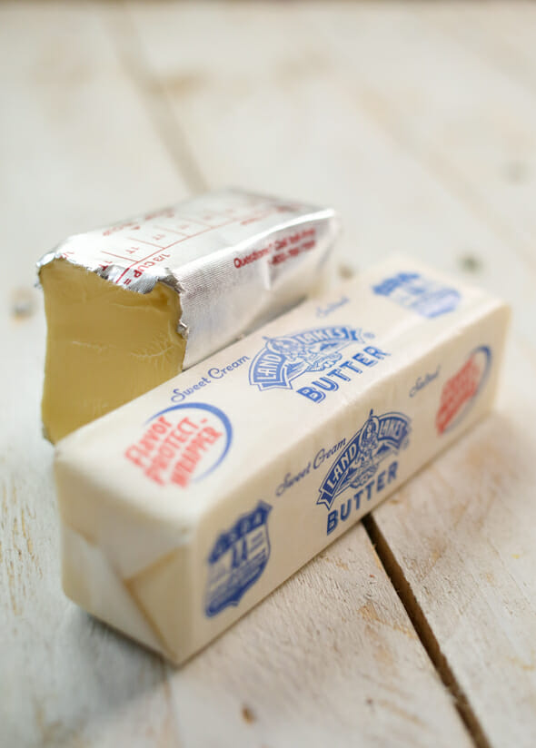 Butter and Shortening