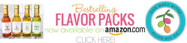 Amazon flavor pack graphic