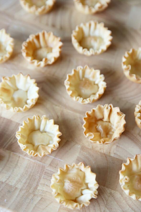 Peanut Butter Banana Cream Pie Bites - Our Best Bites