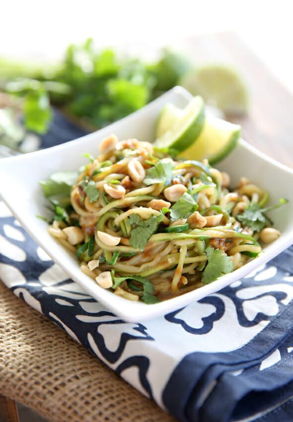 Thai Zoodle Dish