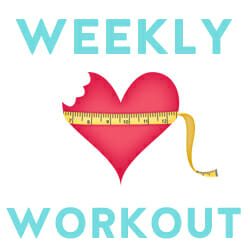 Fit Club Weekly Workout: 20-Minute AMRAP Workout